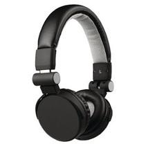 Headset On-Ear 3.5 mm Ingebouwde Microfoon Zwart