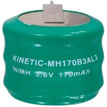 Oplaadbare NiMH Batterij Pack 3.6 V 170 mAh 1-Pack