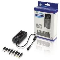 Universele AC Stroom Adapter 12 VDC / 13 VDC / 14 VDC / 15 VDC / 16 VDC / 17 VDC / 18 VDC / 18.5 VDC / 19 VDC / 19.5 VDC / 20 VDC / 21 VDC / 22 VDC / 23 VDC / 24 VDC 1650 mA - 2500 mA