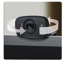 Webcam USB 8 MPixel Full HD 1080P Kunststof Zwart