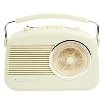 Draagbare FM-Radio FM / AM Ivoor