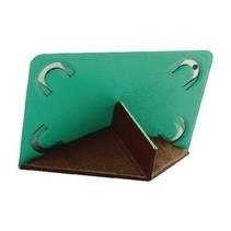 "Tablet Folio-case 7-8"" Bruin/Groen"