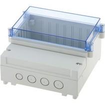 PCB Enclosure DIN rail 161 x 166 x 93 mm