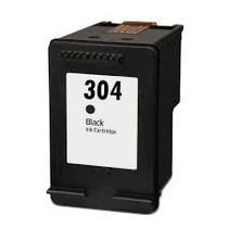 Huismerk HP 304xl (N9K08AE) Inktpatroon Black