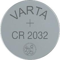 Lithium Knoopcel Batterij CR2032 3 V 1-Blister