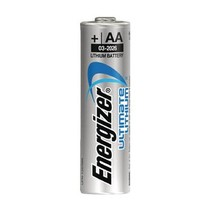 Lithium Batterij AA 1.5 V Ultimate 4-Promotional Blister