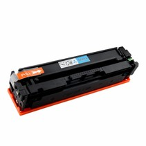 Toner voor de HP CF401X (201X) cyan (huismerk)