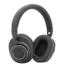 Headset Bluetooth / ANC (Active Noise Cancelling) Over-Ear Zwart/Zilver
