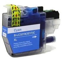 Brother LC3219XL Cyan - compatibele inktcartridge