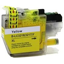 Brother LC3219XL Geel - compatibele inktcartridge (Huismerk)