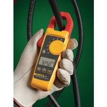 Current clamp meter, 400 AAC, 400 ADC, TRMS AC