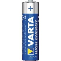 Alkaline Batterij AA 1.5 V High Energy 12-Pack