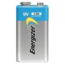 Alkaline Batterij 9 V Advanced 1-Blister