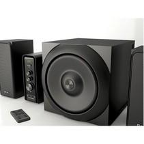 Bluetooth-Speaker Ratsel 72 W Zwart