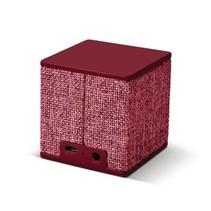 Bluetooth-Speaker Rockbox Cube Fabriq Edition 3 W Ruby