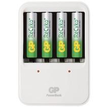 AA/AAA NiMH Batterij Lader 4x AAA/HR03 800 mAh