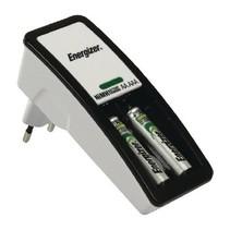 AA/AAA NiMH Batterij Lader 2x AAA NiMH/HR03
