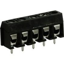 PCB Terminal Block Toonhoogte 5 mm 5P.