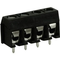 PCB Terminal Block Toonhoogte 5 mm 4P.
