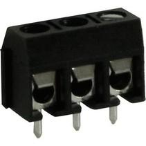 PCB Terminal Block Toonhoogte 5 mm 3P.