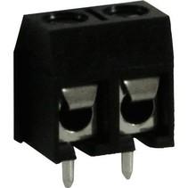 PCB Terminal Block Toonhoogte 5 mm 2P.