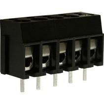 PCB Terminal Block Toonhoogte 5 mm Horizontaal 5P