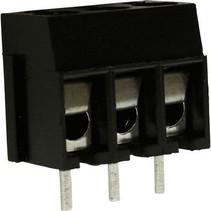 PCB Terminal Block Toonhoogte 5 mm Horizontaal 3P