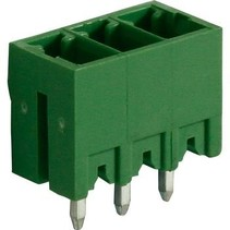 Male Header THT soldeer Pin [PCB, Through-Hole] 3P