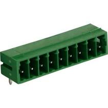 Male Header THT soldeer Pin [PCB, Through-Hole] 9P