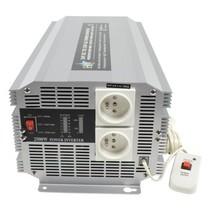 Gemodificeerde Sinus Omvormer 24 VDC - AC 230 V 2500 W Frans