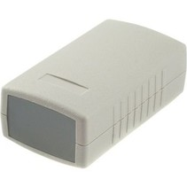 Kunststof behuizing 90 x 50 x 32 mm Lichtgrijs ABS IP54 N/A