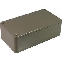 Kunststof behuizing 120 x 65 x 40 mm Grijs ABS, High-Impact IP54 N/A