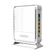 Draadloze Router N300 2.4 GHz 10/100 Mbit Wit