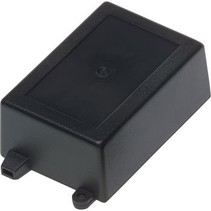 Potting box 72 x 44 x 27 mm Zwart ABS N/A