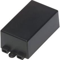 Potting box 65 x 38 x 27 mm Zwart ABS N/A