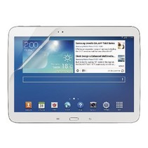 "Ultra-Clear Screenprotector Samsung Galaxy Tab 3 10.1"""