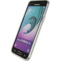 Smartphone Gel-case Samsung Galaxy J3 2016 Transparant