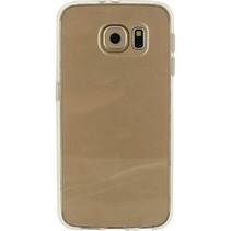 Smartphone Gel-case Samsung Galaxy S6 Transparant
