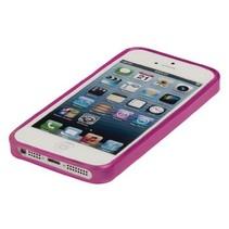 Smartphone Gel-case Apple iPhone 5s Roze
