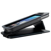 Smartphone Folio-case Samsung Galaxy S2 Zwart
