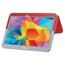 """Tablet Folio-case Samsung Galaxy Tab 4 10.1"""" Fuchsia"""