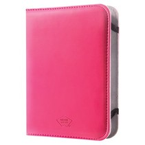 "Tablet Flip-case 6"" Roze"