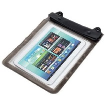 "Tablet-Sleeve 10"" Kunststof Transparant"