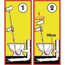 Reiniger Toilet