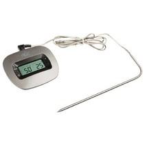 Digitale Oventhermometer Grijs