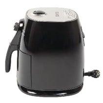 Hot Air Fryer 1400 W 3 l Zwart