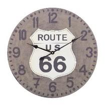 Wandklok 60 cm Route 66