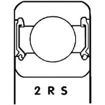 Lager Origineel Onderdeelnummer 6206 2RS1
