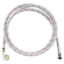 Toevoerslang Nylon 3/4'' Recht - 3/4'' Gehoekt 10 bar 90 °C 1.50 m