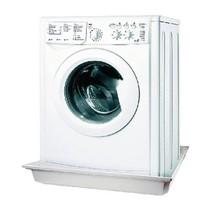 Wasmachine Lekbak 70 cm Wit